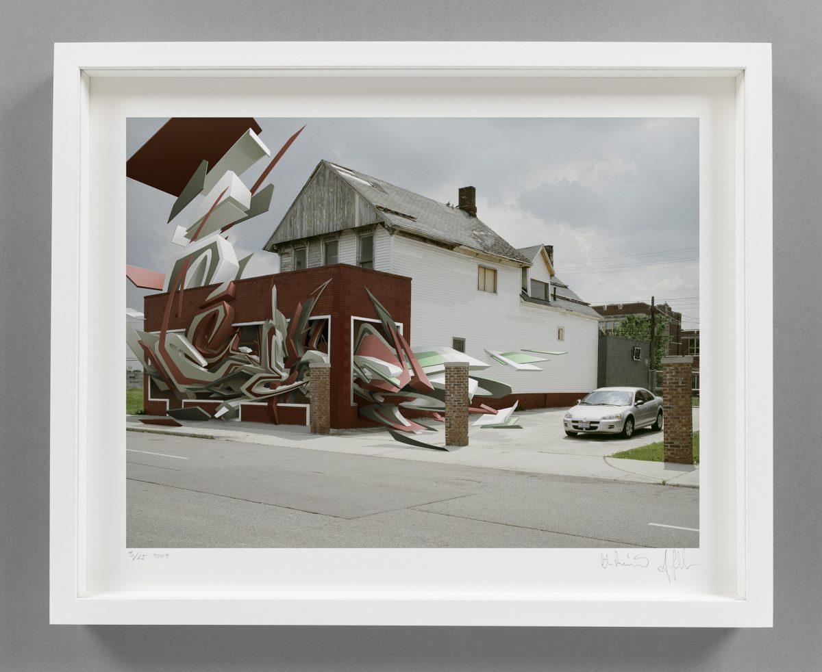 "Mirko Reisser (DAIM), Andreas Gehrke | ""DEIM - corner to corner in Detroit01"" 